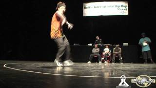 NARUMI vs HILL (MASSY 2011)