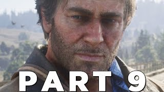 RED DEAD REDEMPTION 2 Walkthrough Gameplay Part 9 - POKER (RDR2)