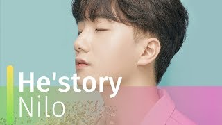 Nilo - He'story (벗) Lyrics [HAN / ROM / ENG]