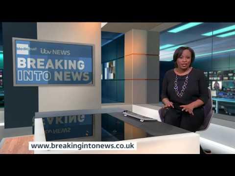 Charlene White on Breaking Into News 2017...