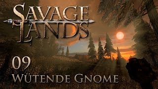 Let's Play Savage Lands #9 - Wütende Gnome! - Deutsch - Gameplay - German - HD thumbnail