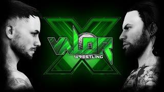 WWE 2K18 - VALOR X