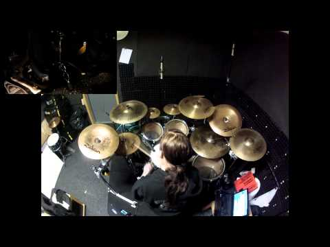 Deicide - To Hell With God - Drumcover by Henrik Axelson