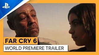 Far Cry 6 | World Premiere Trailer | PS4