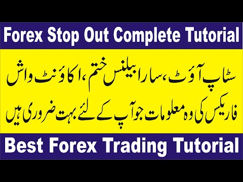 What is 50%, 30% or 15% Stop out in Forex Trading Business | Tani FX education tutorial Hindi Urdu
