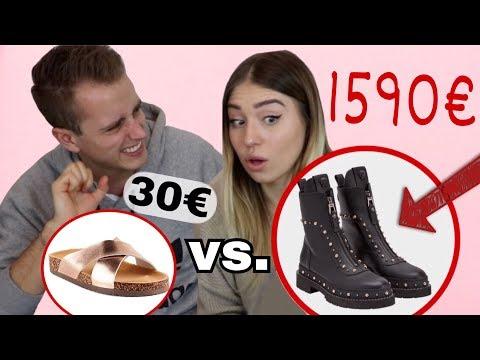 Julian errät Preise von meinen Schuhen ! 😱 | BibisBeautyPalace