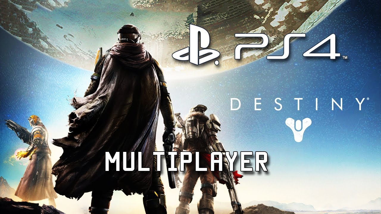 how to play multiplayer destiny 2