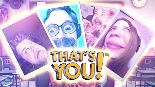 HWSQ #108 - SELFIECEPTION ● Let's Play That's You!