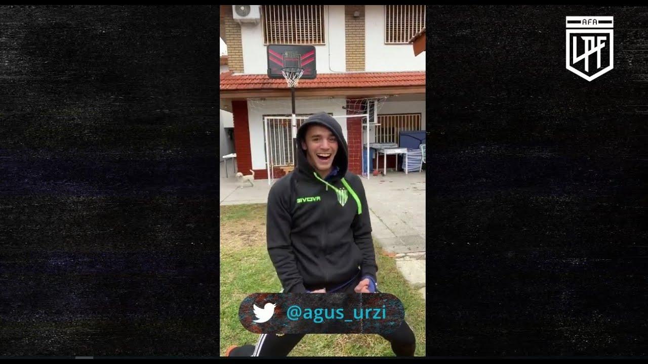 La magia de Agustín Urzi durante la cuarentena