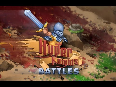 DGA Plays: Hyper Knights: Battles (Ep. 1 - Gameplay / Let's Play) |