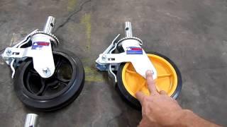Scaffoldmart's Scaffold Caster Wheel