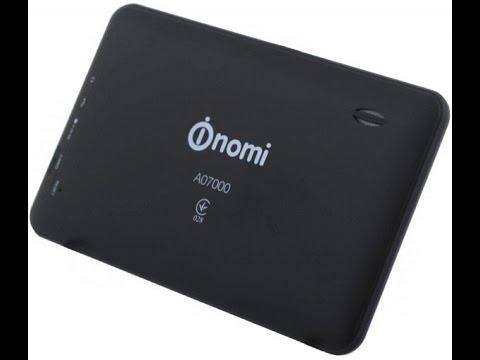 Прошивка планшета Nomi A07000