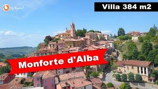 ☀️Продается Уникальная вилла в Монфорте-д'Альба | For sale villa in Monforte d'Alba