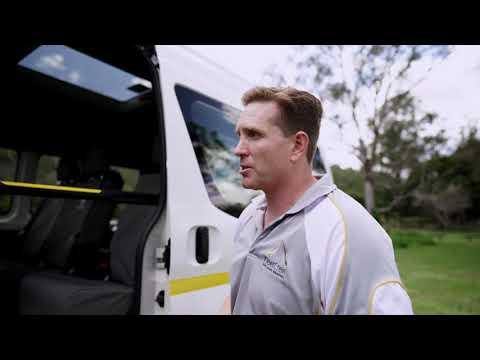 FleetCrew 4x4 Bus Hire Vehicle