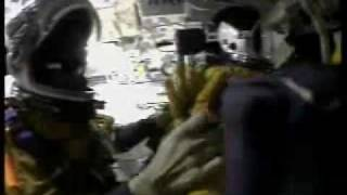 Space Shuttle Columbia Disaster - Last video