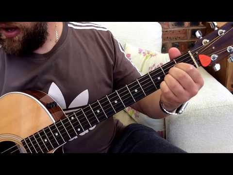 Oasis-Married With Children-Acoustic Guitar Lesson.