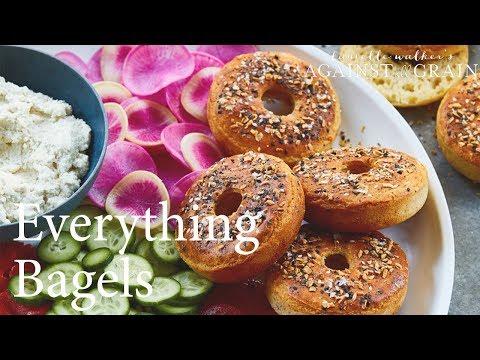 Gluten Free Everything Bagel Recipe | Danielle Walker
