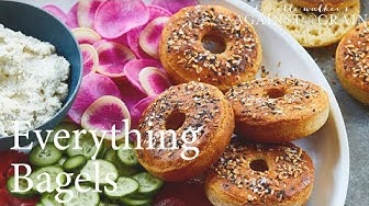 Gluten Free Everything Bagel Recipe | Danielle Walker