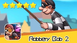 Robbery Bob 2 Seagull Bay 3-4 Walkthrough Scurvy Bob Recommend index five stars