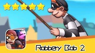 Robbery Bob 2 Seagull Bay 3-4 Walkthrough Scurvy Bob Recommend index five stars
