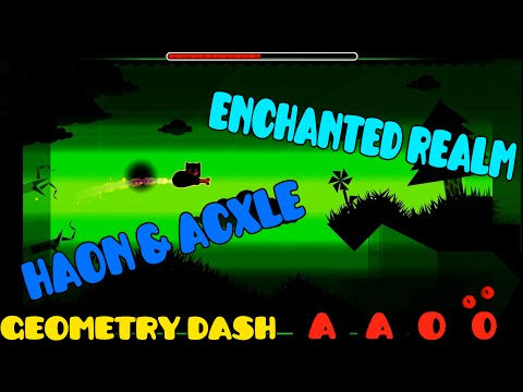 Geometry Dash [1.9] - Enchanted Realm by haoN & Acxle