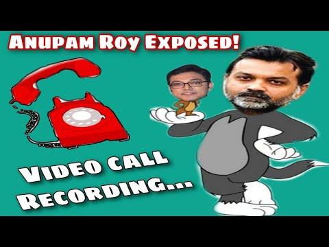 prank-video-call-to-singer-anupam-roy-and-his-reaction-😂😂|sourav-basak-|-the-bong-show-chrome
