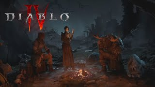 Diablo 4 Gameplay With Sorceress, Barbarian, Druid