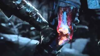 Mortal Kombat X Trailer (Skrillex Reptile