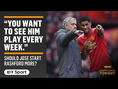 """""""It's a pity Mourinho is his manager!"""" De Boer wants to see more of Rashford at Manchester United"""