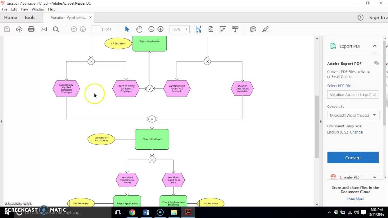 Epc diagram vacation application youtube epc diagram vacation application ccuart Image collections