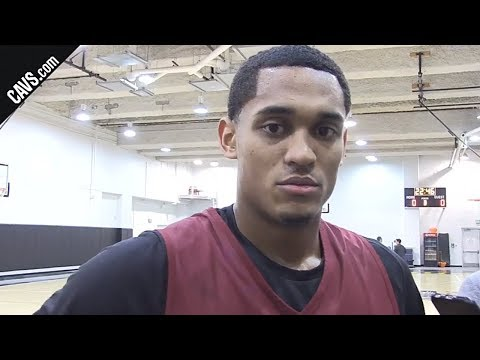 Jordan Clarkson On Playing With LeBron & Kobe, How He Found Out He Was Traded, Being A Cavalier
