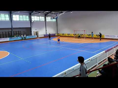 Penaltys Viseu 2001 vs O Crasto (Taça AF Viseu Futsal Feminino)