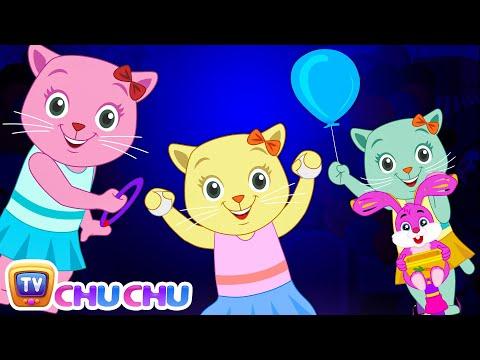 Three Little Kittens Went To The Fair (SINGLE) | Nursery Rhymes by Cutians | ChuChu TV Kids Songs - วันที่ 23 Jan 2018