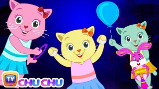 Three Little Kittens Went To The Fair (SINGLE) | Nursery Rhymes by Cutians | ChuChu TV Kids Songs