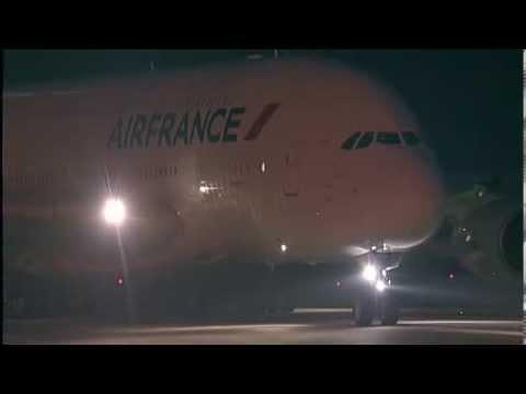 L'A380 se pose pour la première fois en Afrique de l'Ouest