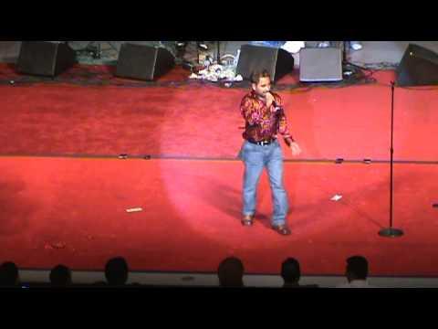 Vaisakhi 2009 Cultural Program - Rana Ranbir Introducing Ravinder Grewal