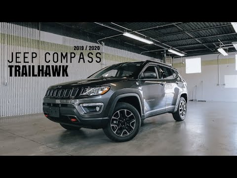 2019/2020 Jeep Compass Trailhawk   Full Review & Test Drive