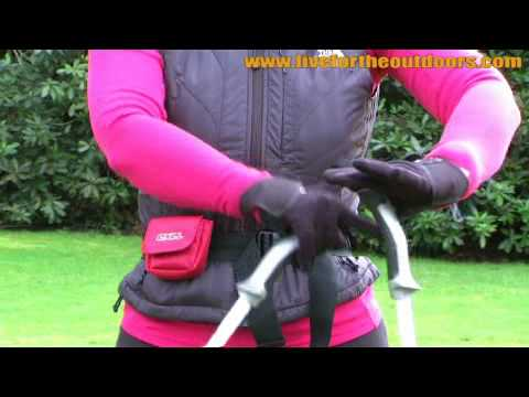 Nordic Walking Instruction Video Youtube