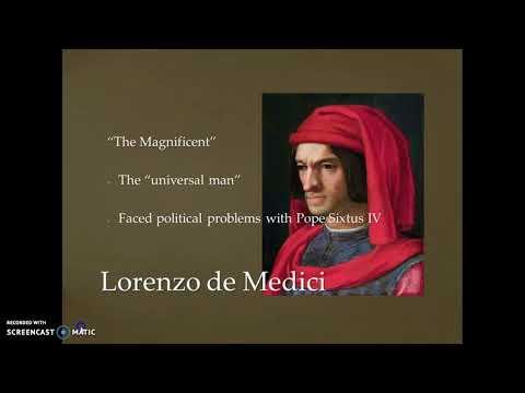 The Italian Renaissance and the Medici