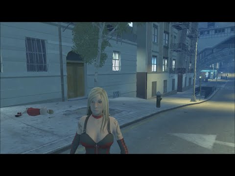 Gta IV Ballad Of Gay Tony:Female Street Fights 3 HD
