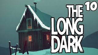 WOLVES...WILL I SURVIVE?! - The Long Dark Ep 10