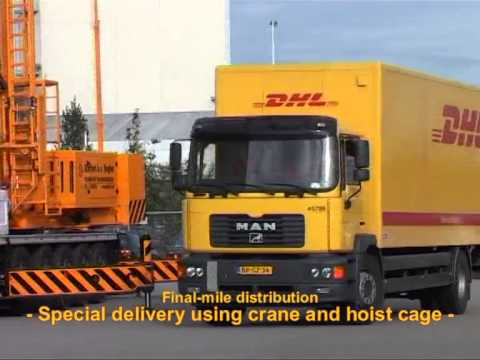 DHL Technical Distribution Services