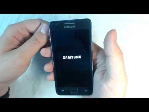 Galaxy S2 Plus I9105P hard reset