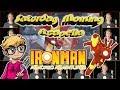 IRON MAN: ARMORED ADVENTURES Theme - Saturday Morning Acapella