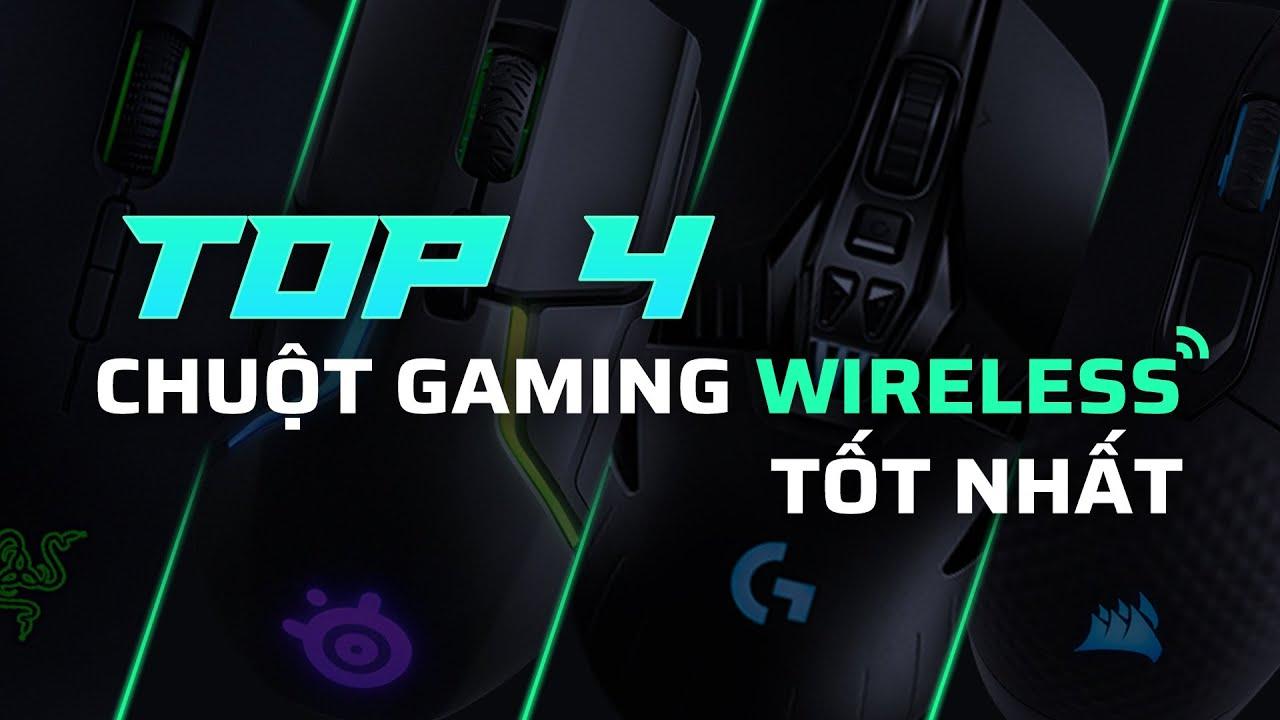 Nếu bạn đang dự tính mua chuột Gaming không dây, đừng bỏ qua video này!!!