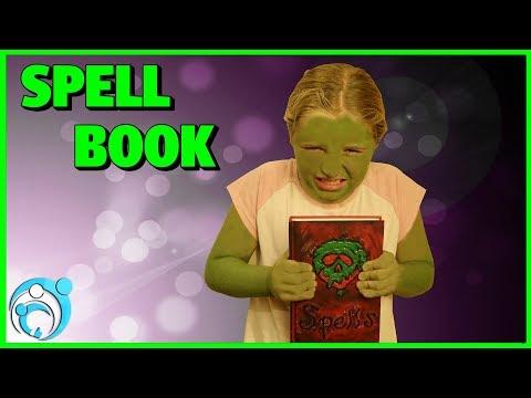 Magic Spell Book Series New Beginning | She Hulk | Thumbs Up Family