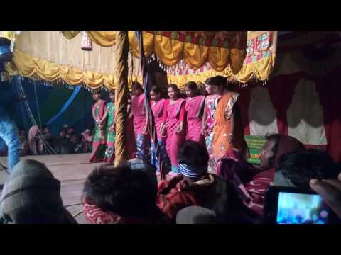 Santali Dong dance
