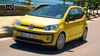 2016 Volkswagen Up!  1.0 TSI Facelift Exterior - Interior Design & Road Drive HD