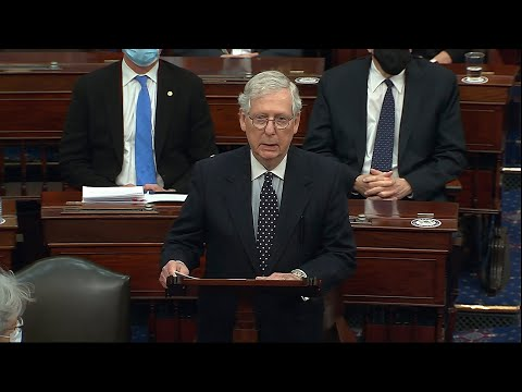McConnell on pro-Trump riots: 'We will not bow to lawlessness'