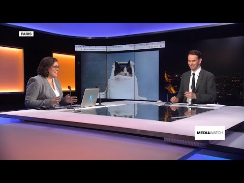 فرانس 24:Music stars, French art and a dead cat's renaissance